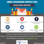 Email Marketing Template Design