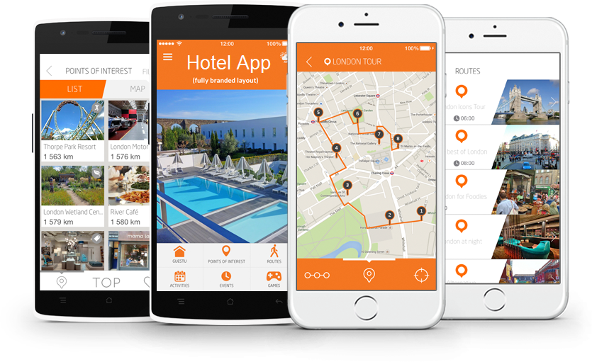 Vibidsoft- Hotel App Development Company