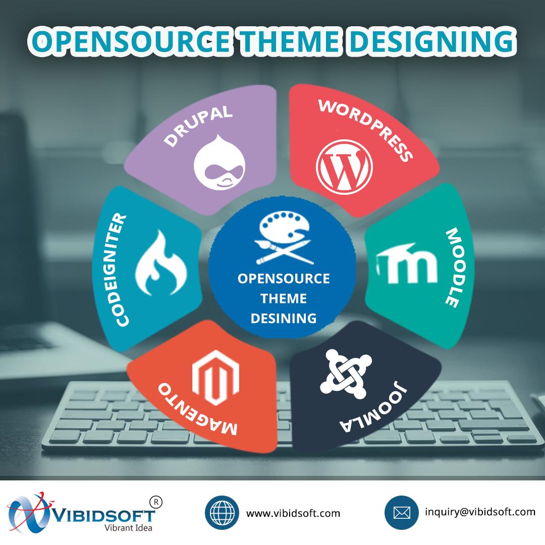 Opensources Theme Desining