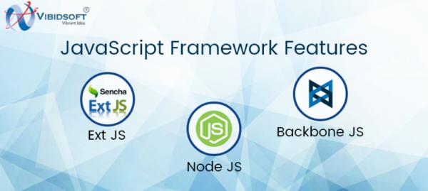 Javascript framework features